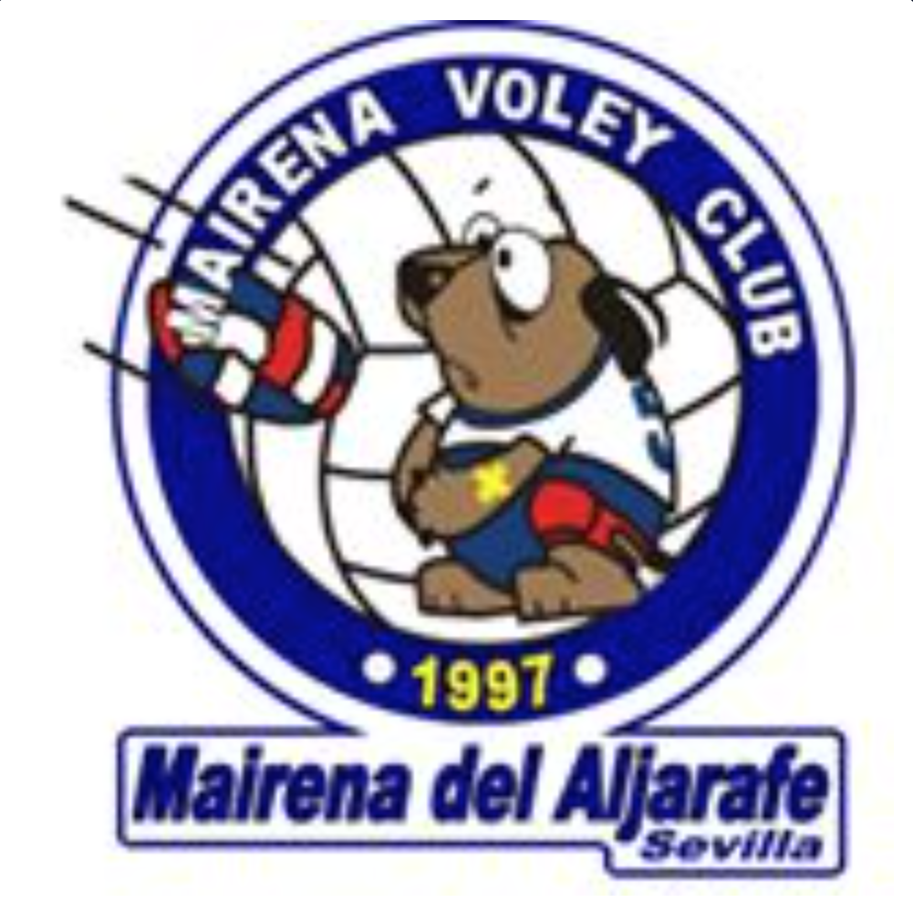 Logo 2 Mairena Voley Club